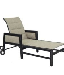 Gold Coast Sling Chaise Lounge