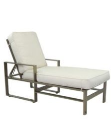 Park Place Cushioned Chaise Lounge