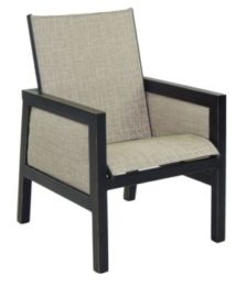 Gold Coast Sling Dining Chair