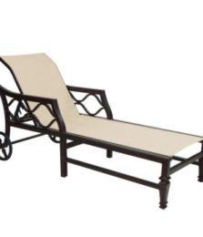 Villa Bianca Sling Chaise Lounge