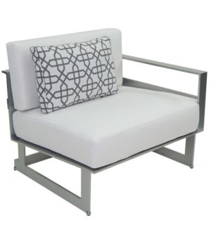 Eclipse Sectional Left Arm Lounge Chair