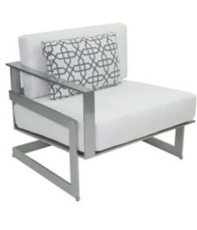 Eclipse Sectional Right Arm Lounge Chair