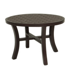 CLASSICAL ELLIPTICAL OCCASIONAL TABLE