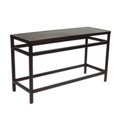CLASSICAL RECTANGULAR CONSOLE TABLE