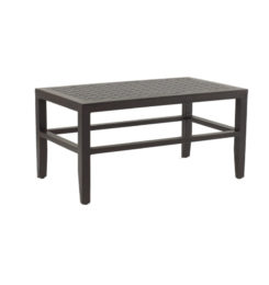 CLASSICAL SMALL RECTANGULAR COFFEE TABLE