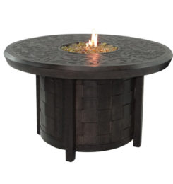 Classical Round Firepit Coffee Table