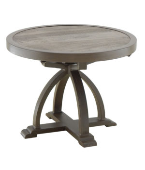 ARCHES ROUND SIDE TABLE