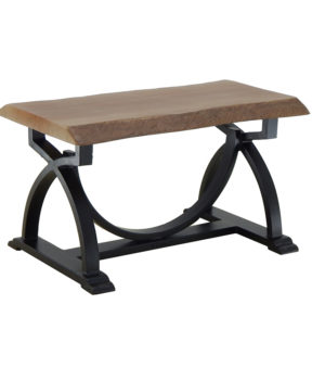 Arches Small Rectangular Coffee Table Costa Rican Furniture