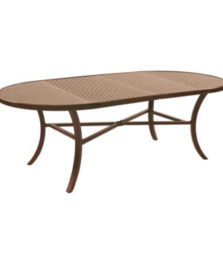 CLASSICAL OVAL DINING TABLE
