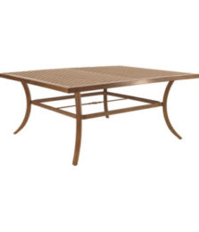 CLASSICAL SQUARE DINING TABLE