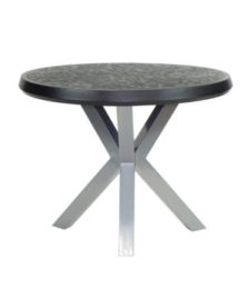 ALTRA ROUND COUNTER HEIGHT TABLE