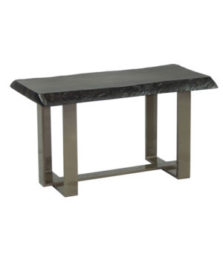 CONTEMPORARY SMALL RECTANGULAR COFFEE TABLE
