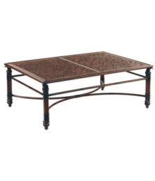 COCO ISLE LARGE RECTANGULAR COFFEE TABLE