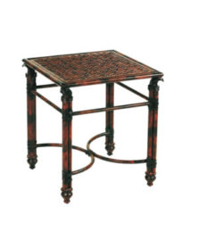 COCO ISLE SQUARE SIDE TABLE