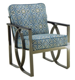 HERMOSA CUSHIONED DINING CHAIR