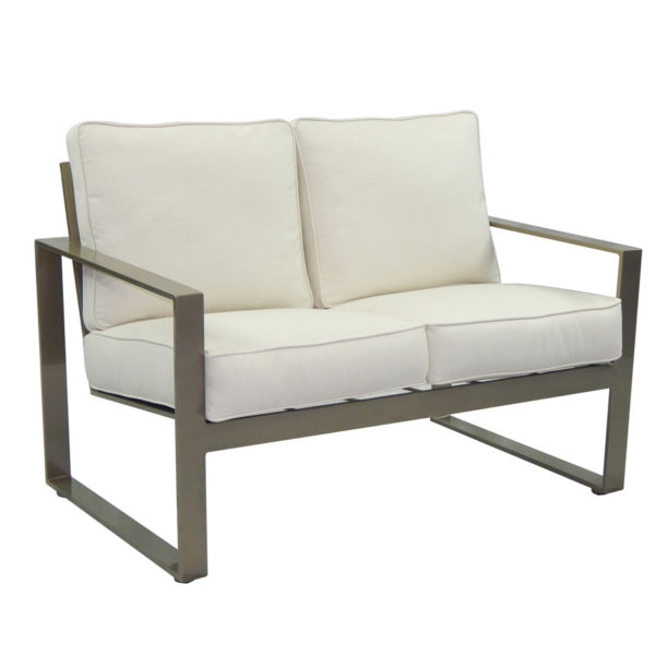 PARK PLACE METRO CUSHIONED LOVESEAT