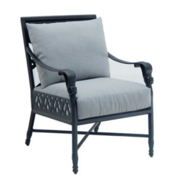 BILTMORE CUSHIONED DINING CHAIR