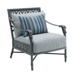 BILTMORE CUSHIONED LOUNGE CHAIR