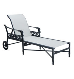BILTMORE SLING CHAISE LOUNGE