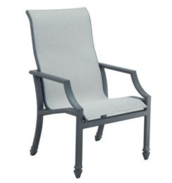 LANCASTER SLING DINING CHAIR