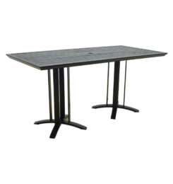 MODERNA RECTANGULAR DINING TABLE
