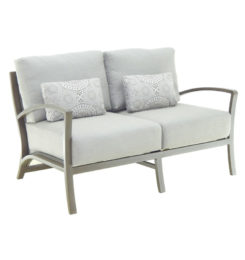 NAPOLI CUSHIONED LOVESEAT
