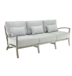NAPOLI CUSHIONED SOFA