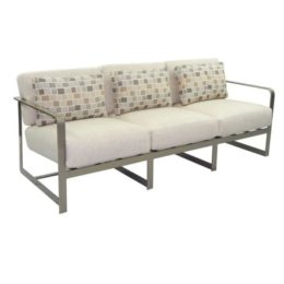 SOLSTICE CUSHIONED LOUNGE SOFA