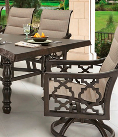 Belle Epoque Collection Costa Rica Furniture - Custom Made Furniture