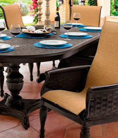 English Garden Collection Costa Rica Furniture - Custom Made Furniture
