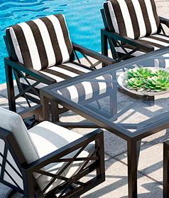 Barclay Butera Palm Springs Costa Rica Furniture - Custom Made Furniture