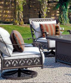 Biltmore Estate Firepits Costa Rica Furniture - Custom Made Furniture