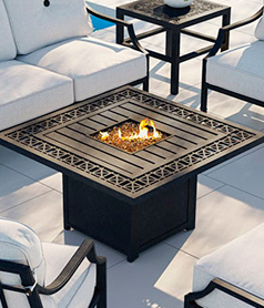 Altra Firepits Costa Rica Furniture - Custom Made Furniture