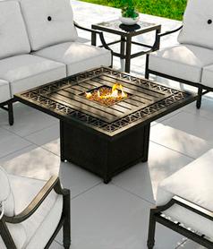 Lancaster Firepits Costa Rica Furniture - Custom Made Furniture