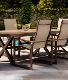 Resin Wood Costa Rica Furniture - Custom Made Furniture