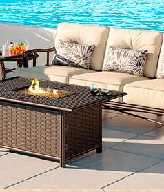 Resort Fusion Costa Rica Furniture - Custom Made Furniture